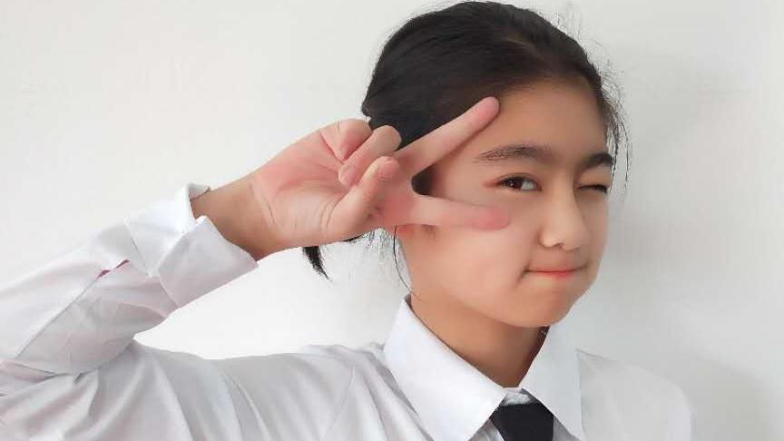 【小米粥】猫步轻俏;12岁小萝莉