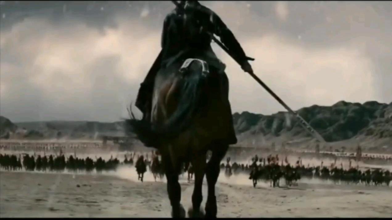 从五千年的尺度来看 也许中国人才是真正的战斗民族