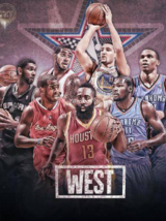 NBA球星篮球系列