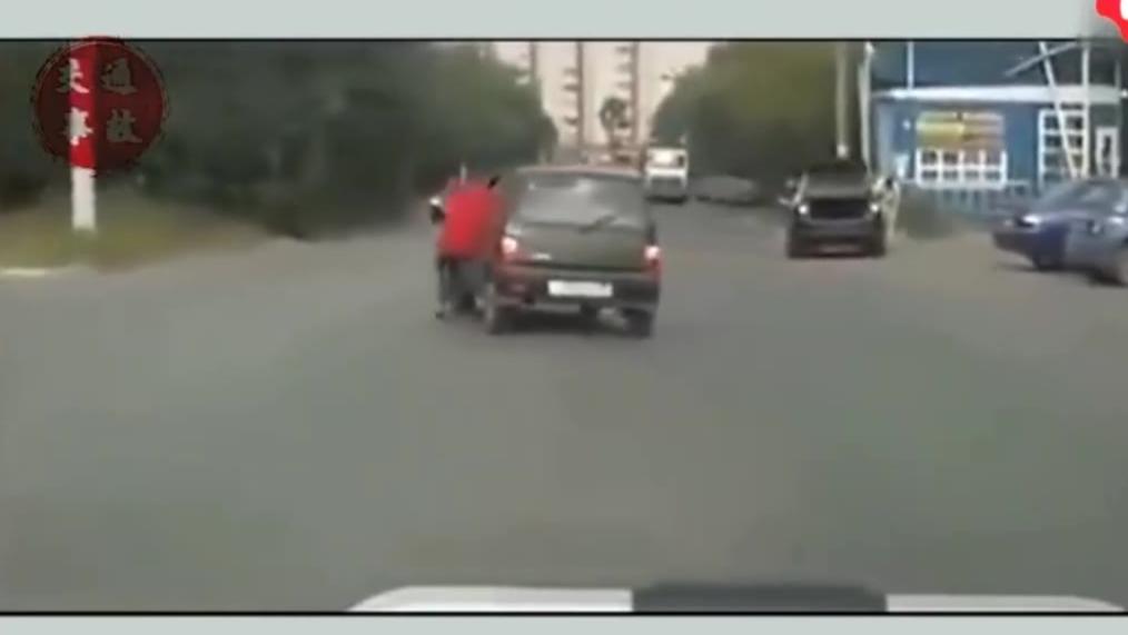 交通安全警示:女司机小合辑