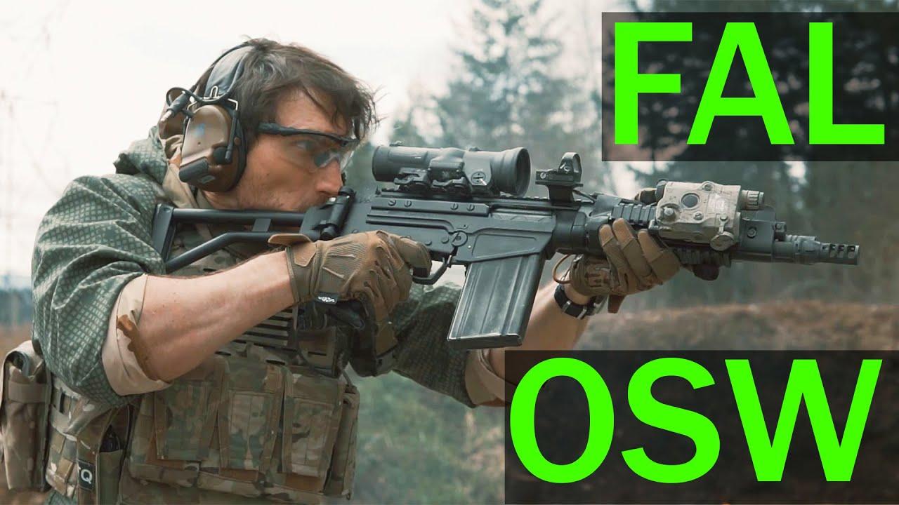 中文字幕【Garand Thumb】DSA OSW 测评