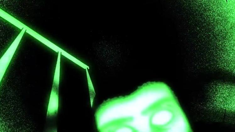 """【SCP基金会动画】《""""楼梯间""""探索记录》(SCP-087)"""