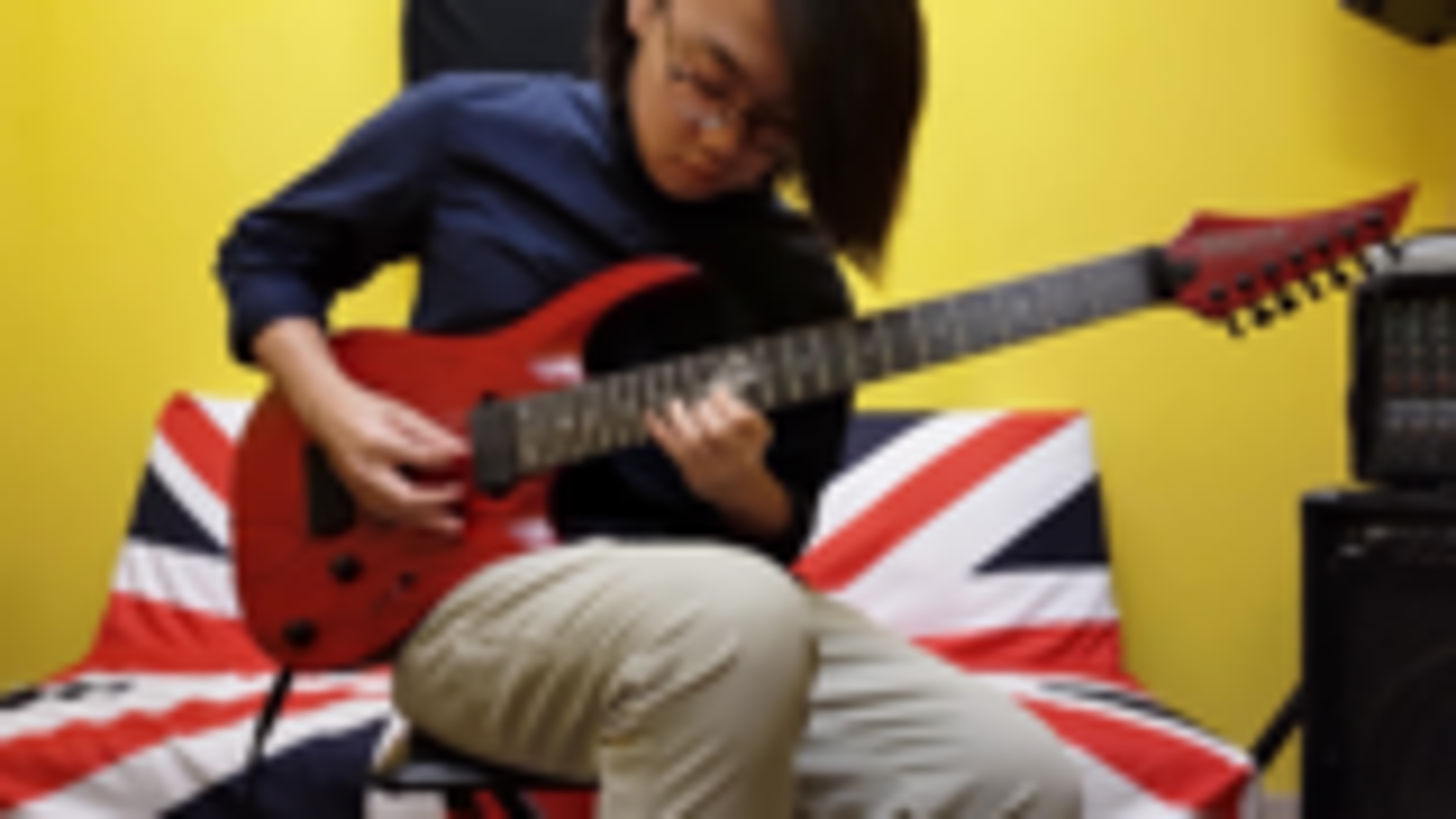 【Guitar Cover】G5 Project 2016 - Surge 这是我弟,97单身