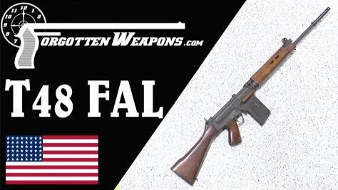 【被遗忘的武器/双语】H&R公司的美版试验型FAL--T48 (特邀嘉宾: 拉瑞·维克斯)