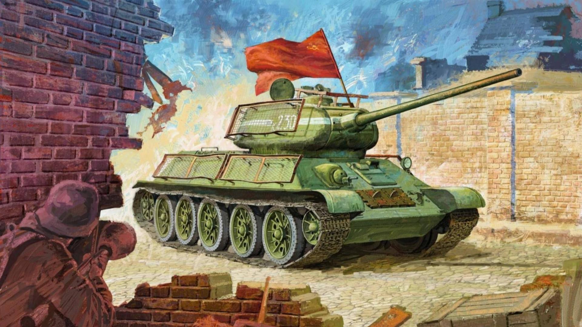 英雄连2 再现库尔斯克战役坦克大战?