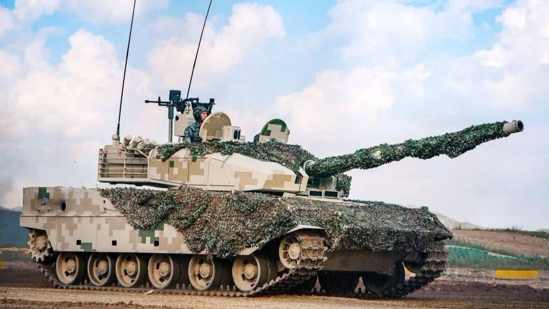 重磅!央视公开运20可搭载两辆15轻坦,陆军机动能力获得极大提升