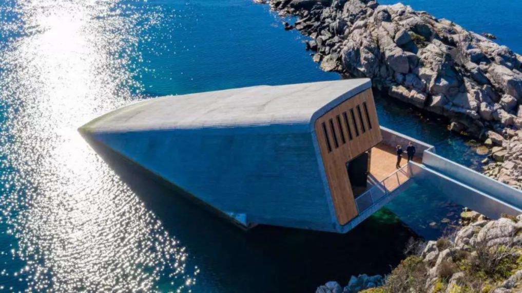 欧洲首座水下餐馆,米其林星级做主厨,还没开业就7000人预约