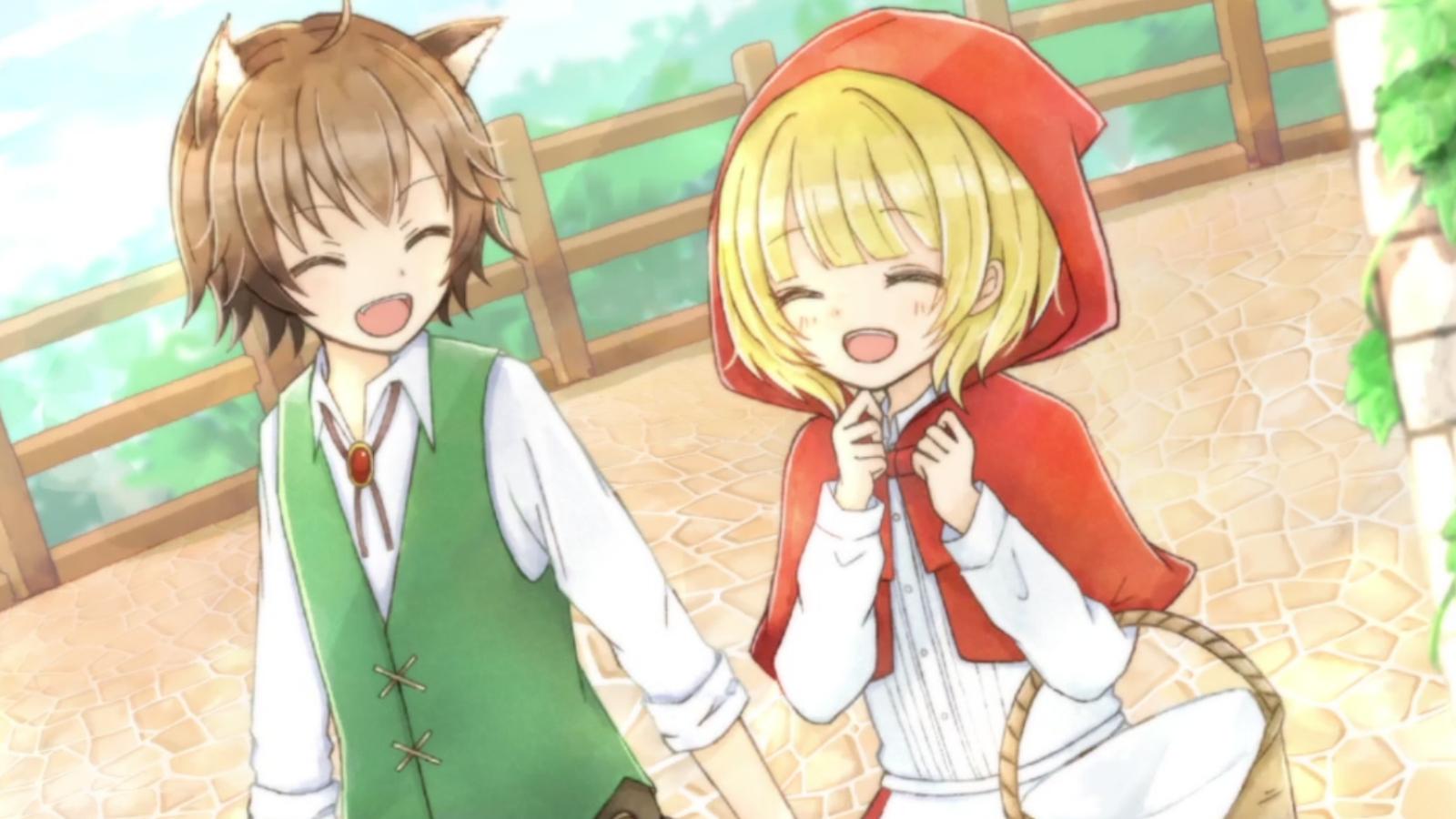 【声控】小红帽与狼少年的黑暗童话!?