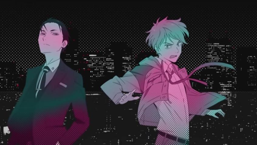 【富豪刑警\伪踩点】一分三十秒让你们爱上这两个男人  两天爆肝的第三次剪辑