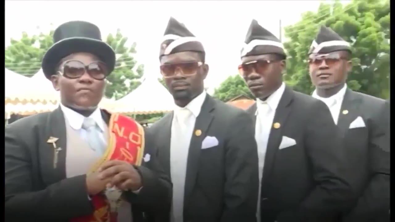 黑人抬棺原版是视频高清版