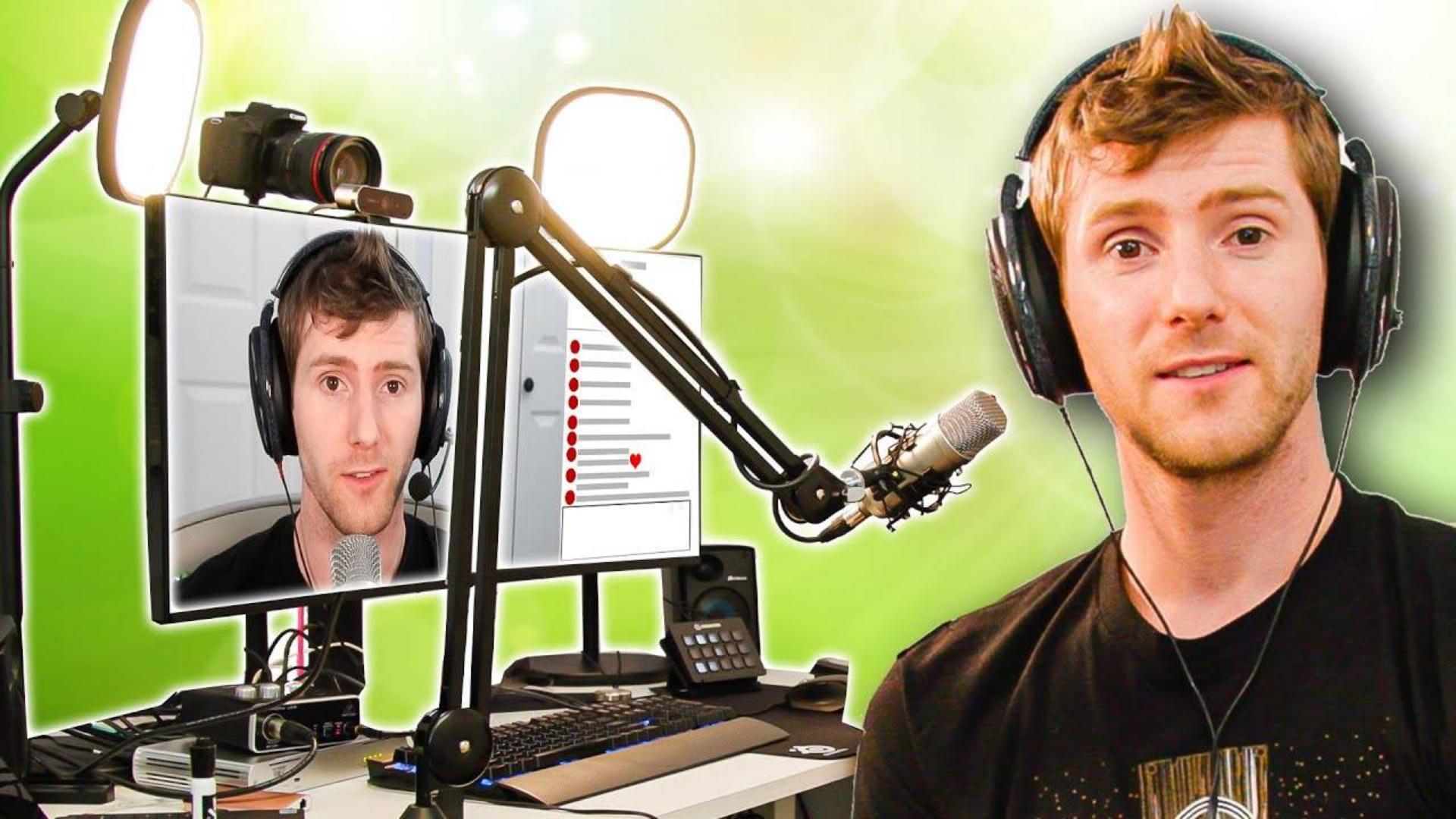 【官方双语】给莱纳斯打造极致直播室#linus谈科技