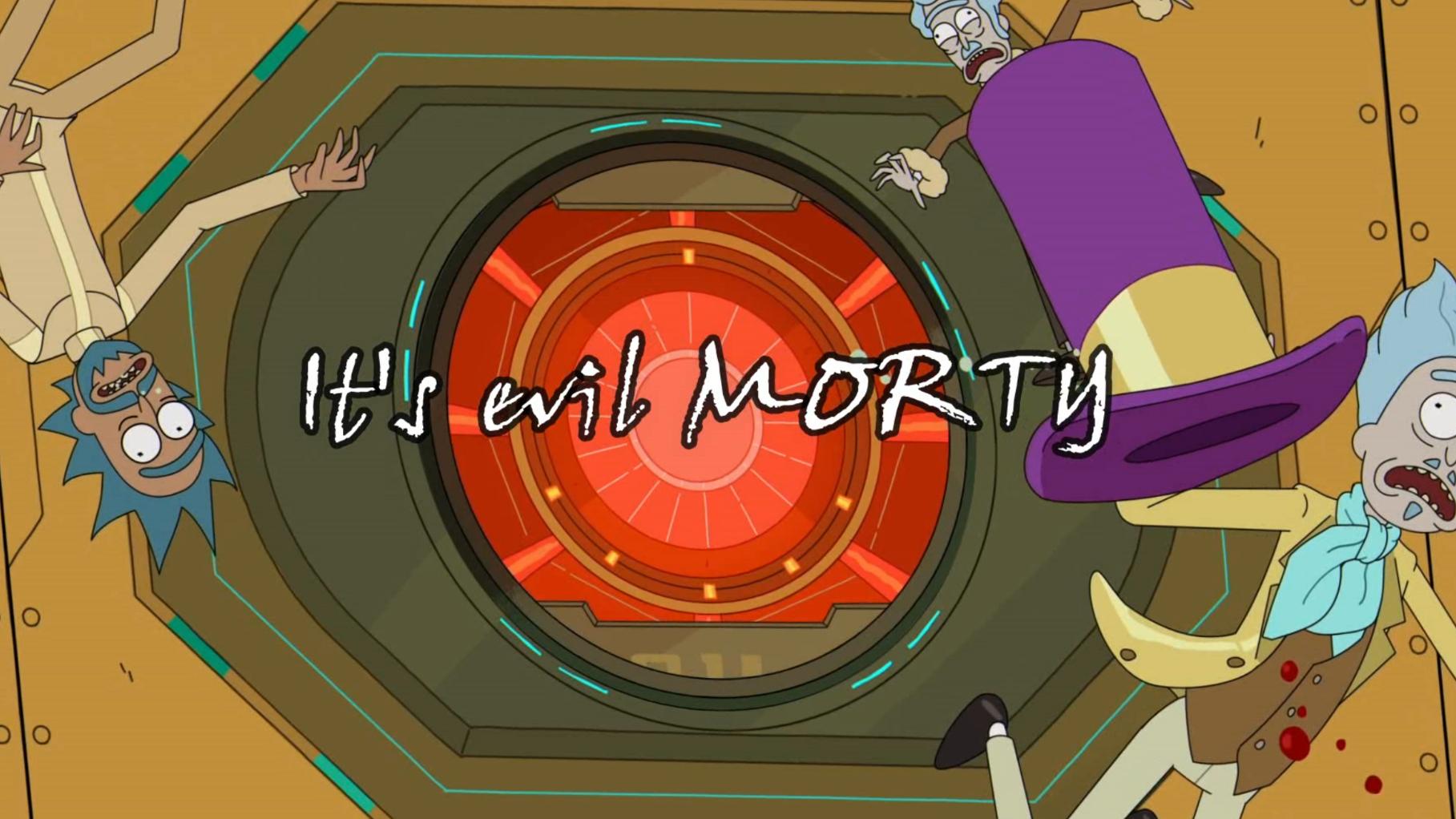 【瑞克和莫蒂】The evil Morty 我是最瑞克的莫蒂