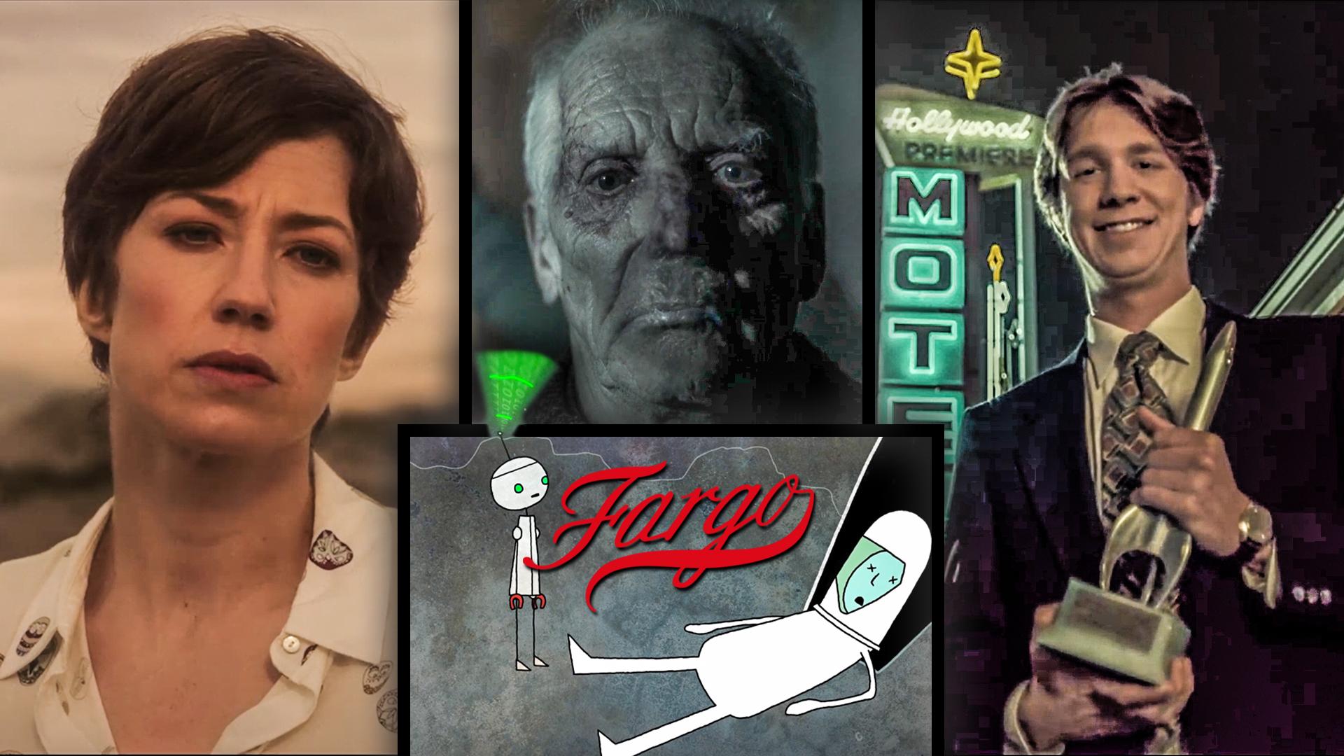 【墨菲】《冰血暴》第三季3期:女警长探寻继父的双重身份——仇杀死者?天才作家?