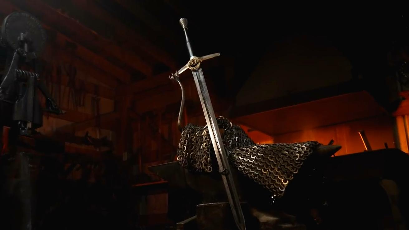 打造一把大马士革巫师剑