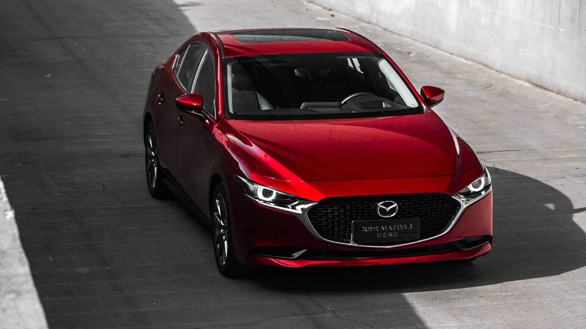 「汽车V报」马自达3新车型正式上市;大众全新小型SUV Nivus官图发布-20200416