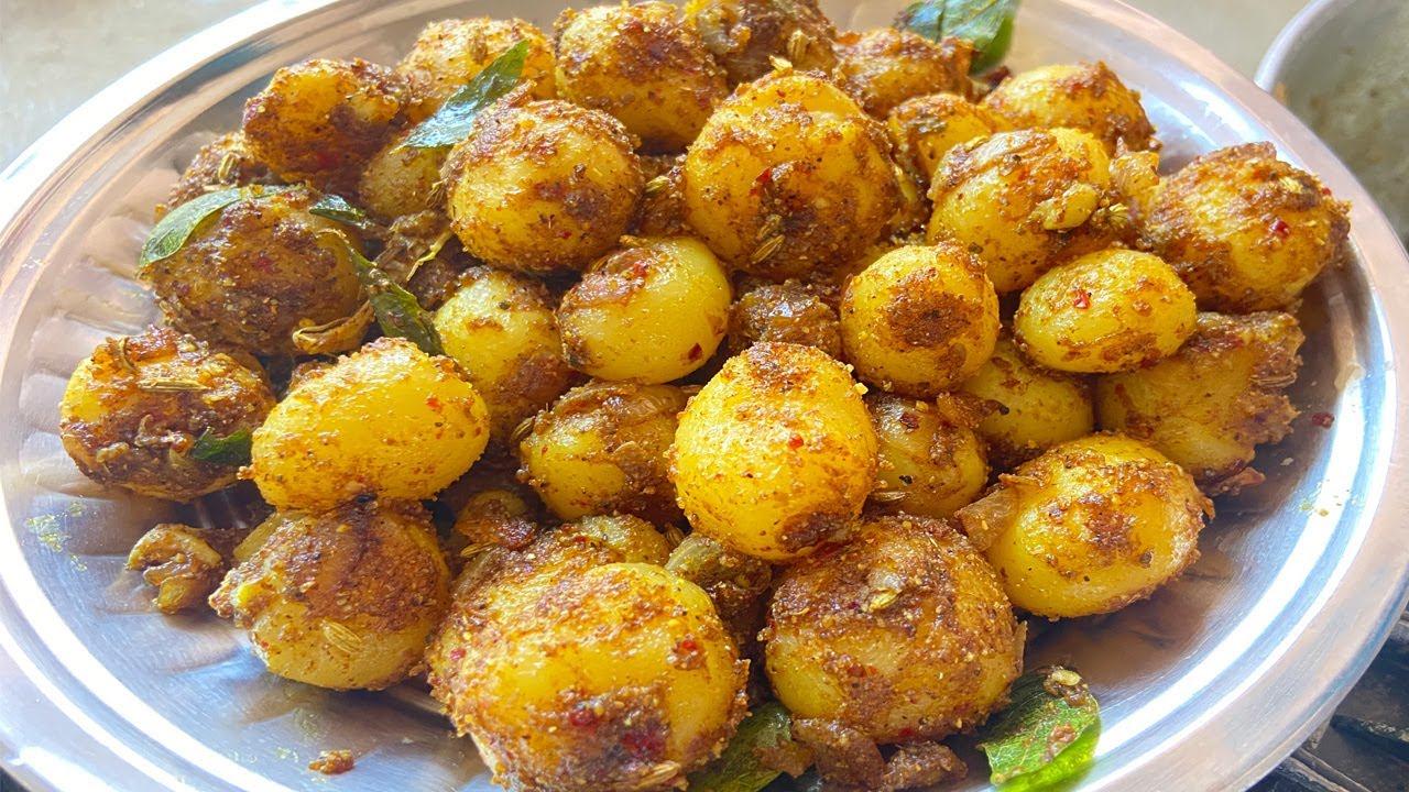 吃马铃薯,印度人还没输过!婴儿马铃薯这样做才好吃!
