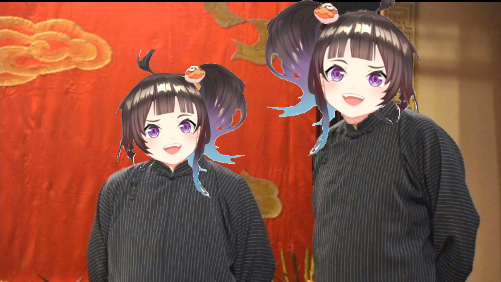 【绛紫】04.16的录憋(绛宝拉片,法力无边)