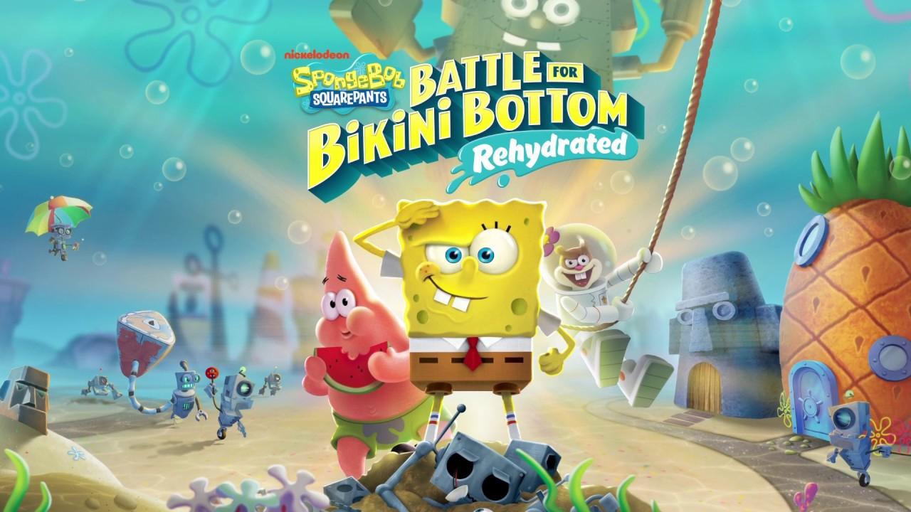 海绵宝宝比奇堡的冒险 将在6.23发售&闪亮版(收藏版)预告