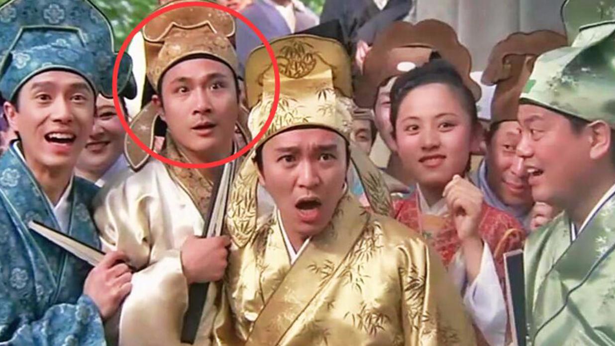 周星驰《唐伯虎点秋香》你可能不知道的事,吴镇宇、蓝洁瑛和宣萱也在里面客串