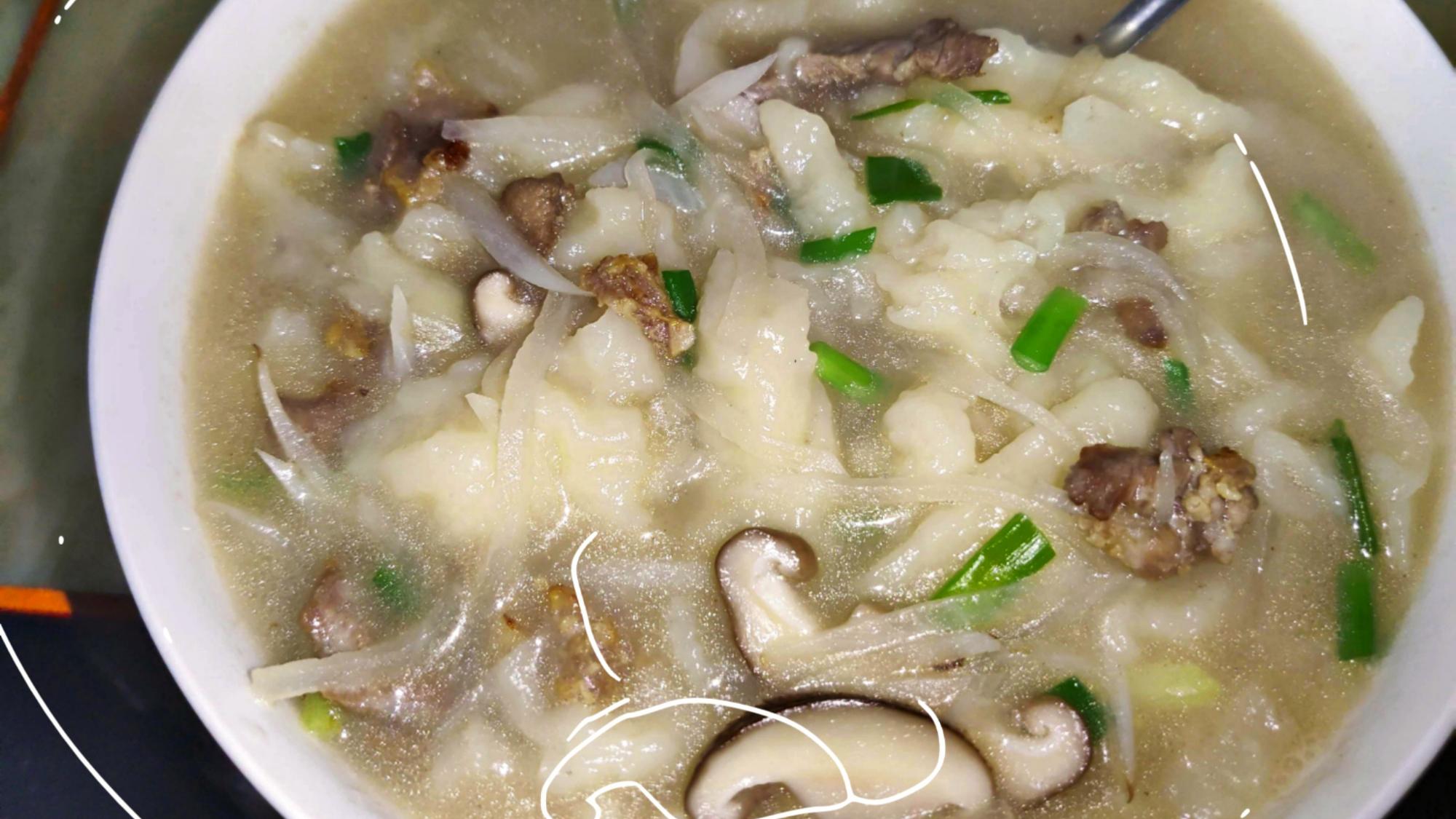 """【麦虾面】用面做""""虾""""?台州人的家常面食""""来看看那碗属于你的麦虾面到底是什么味道呢"""""""