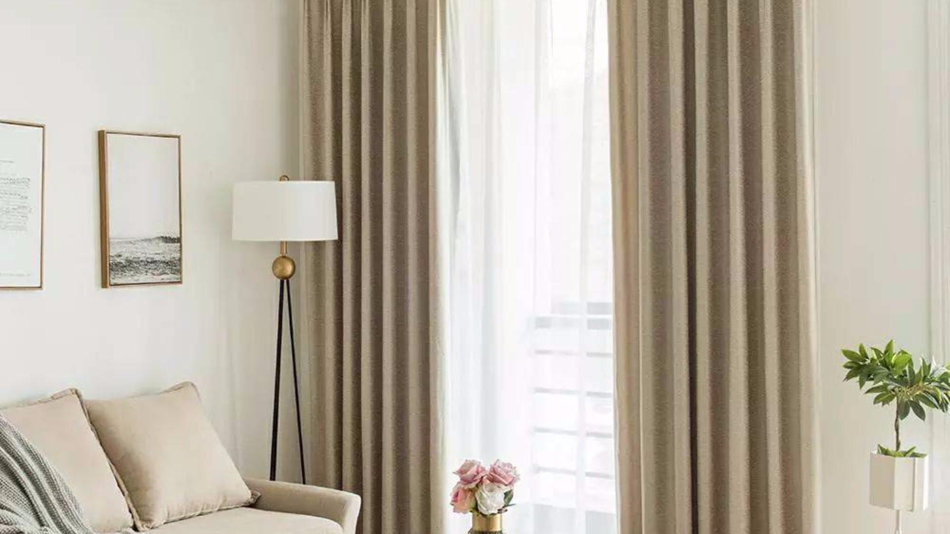 家里窗帘不要乱选,听完导购的分析,终于知道怎么正确选窗帘了