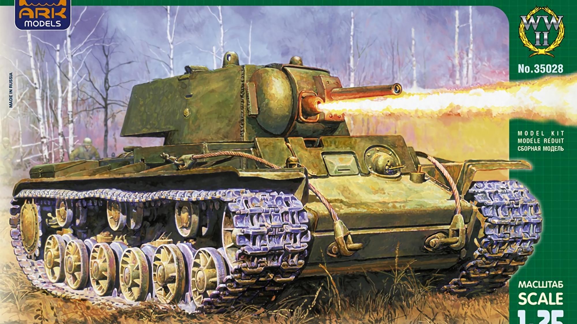 斯大林神选坦克KV8!从莫斯科一路烧到柏林