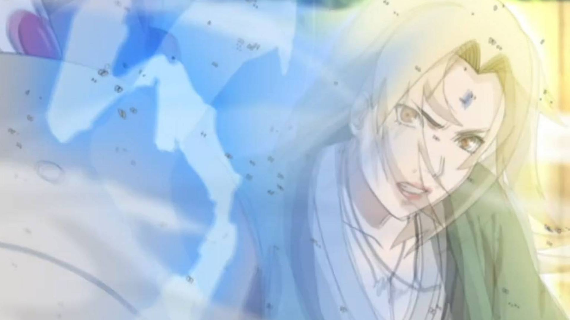 火影忍者:曾一拳破须佐的四代雷影,如今却已成干巴老头