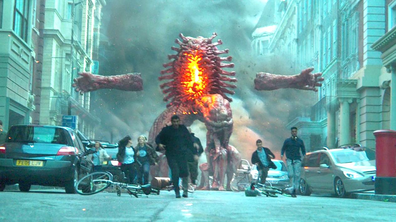 地狱之门开启,恐怖恶魔闯入人间,世界末日就此降临!速看奇幻电影《地狱男爵:血皇后崛起》