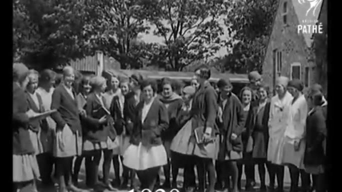 美国百年高中变迁史 黑人出现在教室是啥年代呢?