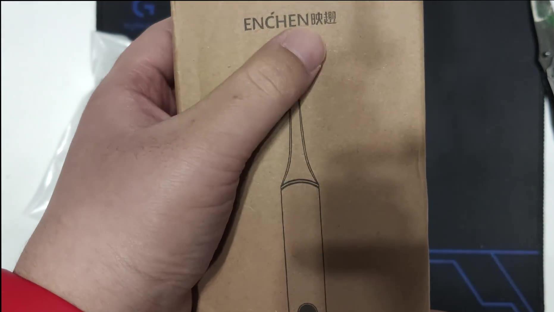 开箱上手小米生态链企业映趣电动牙刷