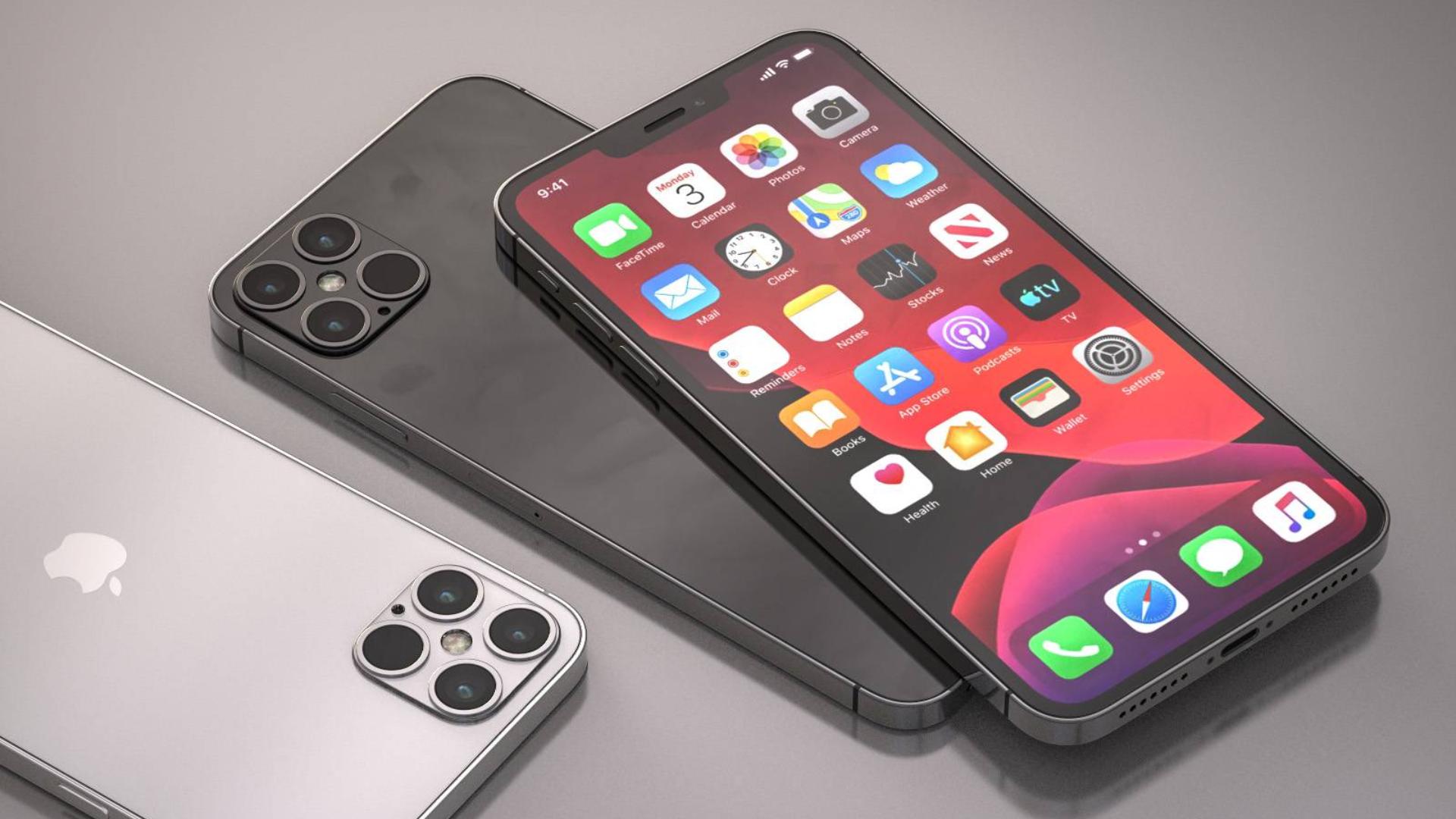 「科技V报」iPhone 12系列刘海透视图曝光;小米10青春版实锤近期发布-20200420