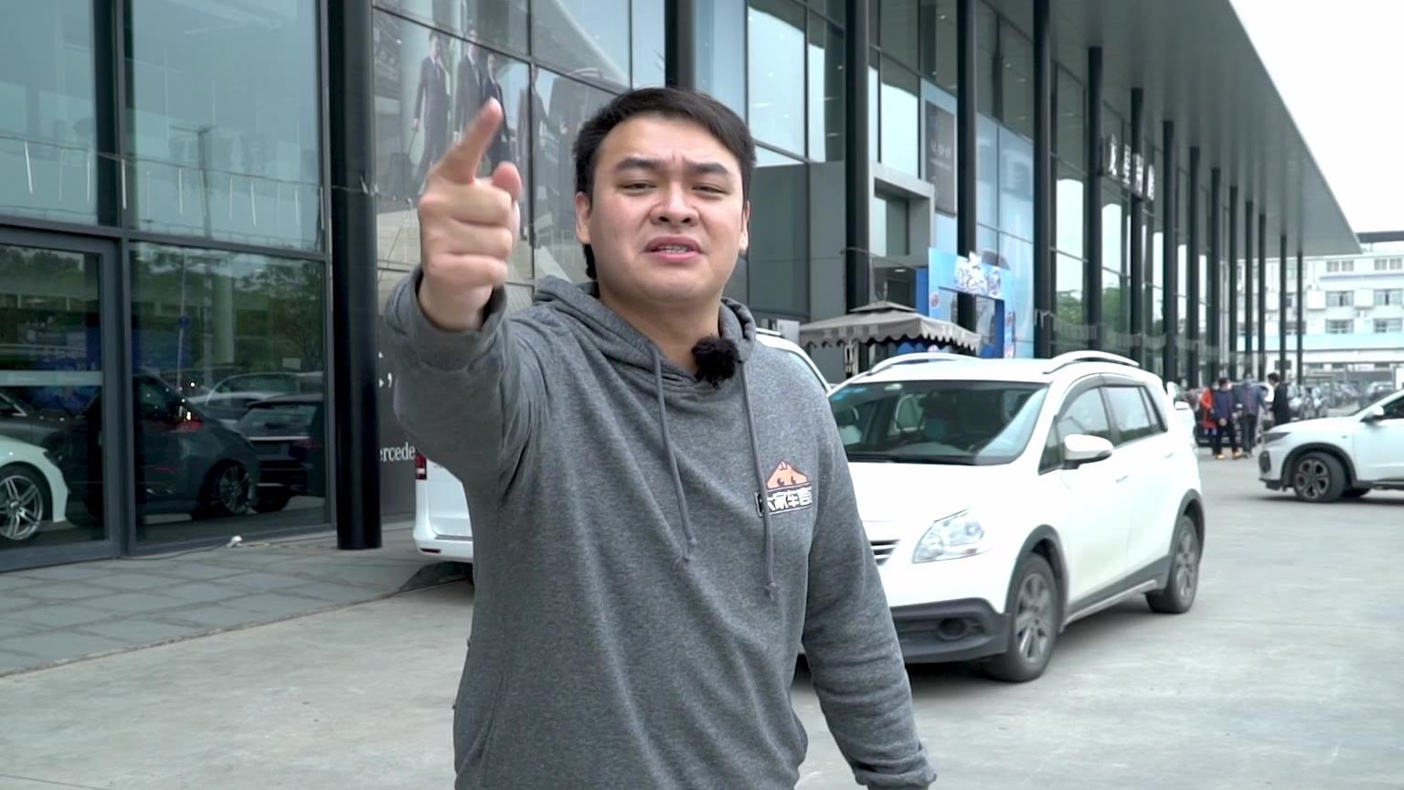 广州地区的奔驰,听说才17万起步?