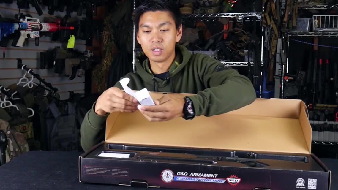 【搬运】G&G ARP9 AEG评测