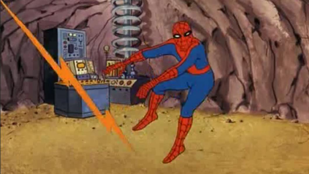【允星河】笑疯了!如此爆笑的蜘蛛侠看过没?