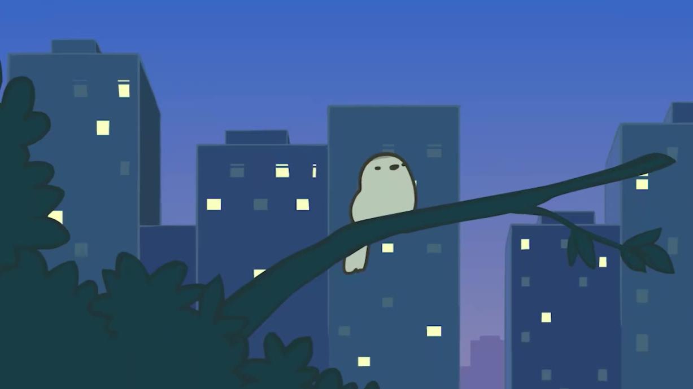 【罗小黑】片中易被忽略的爱情故事,两只鸽子的情感大戏