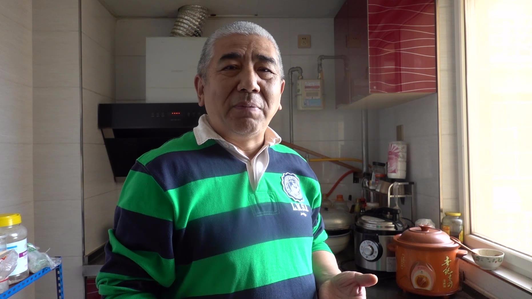 【老司马的日常食堂】天冷来碗酸汤水饺!