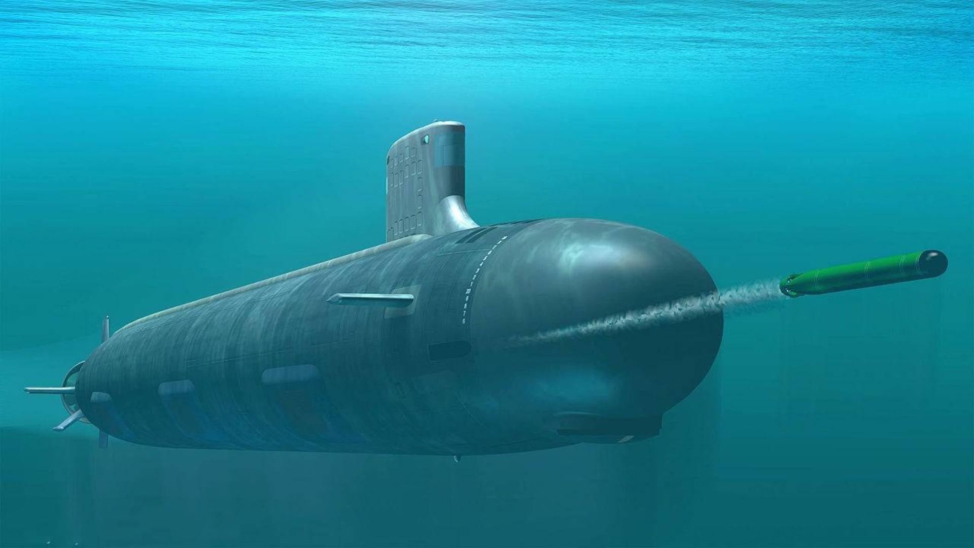 央视官宣095型核潜艇已服役,采用无轴泵喷推进,性能超海狼级