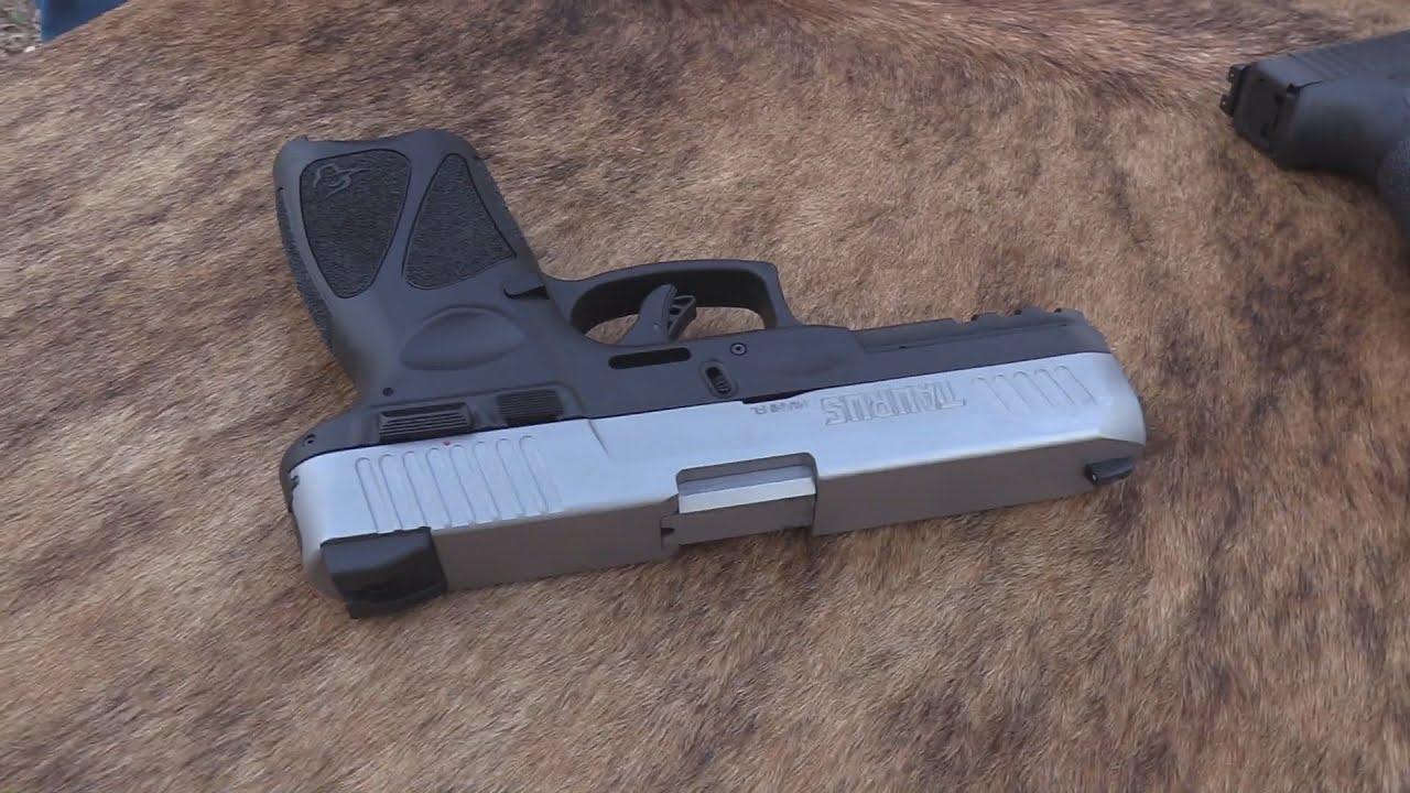 [hickok45]陶努斯G3手枪(油管英字)