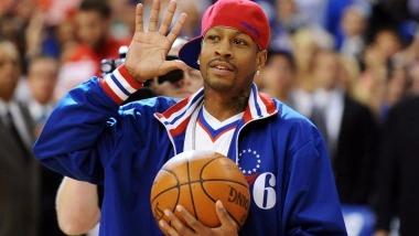 【篮球人物】艾弗森中文纪录片,晃过篮球之神,没有人可以防住他【下集】
