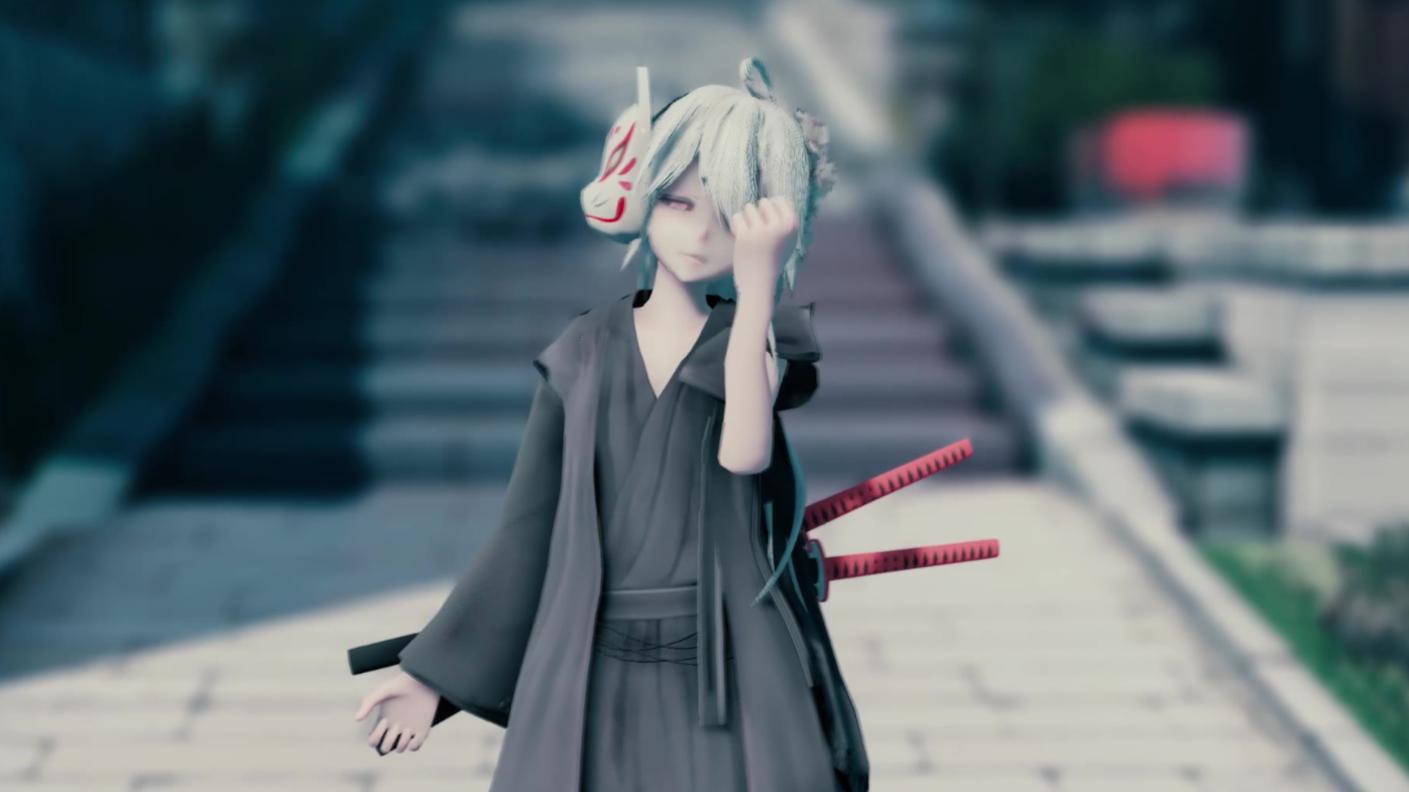 【2k/MMD】弱音 befall 瞅不起谁呢!