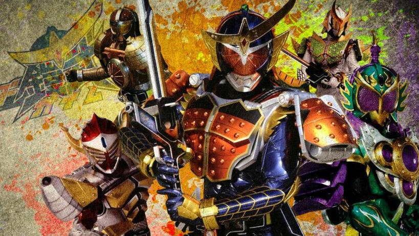 【燃向MAD】假面骑士铠武:成神之路