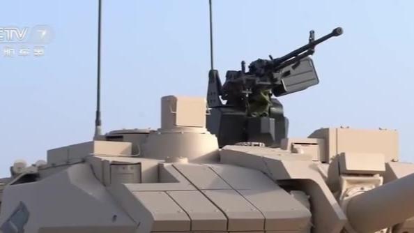 中国军力15式轻型坦克