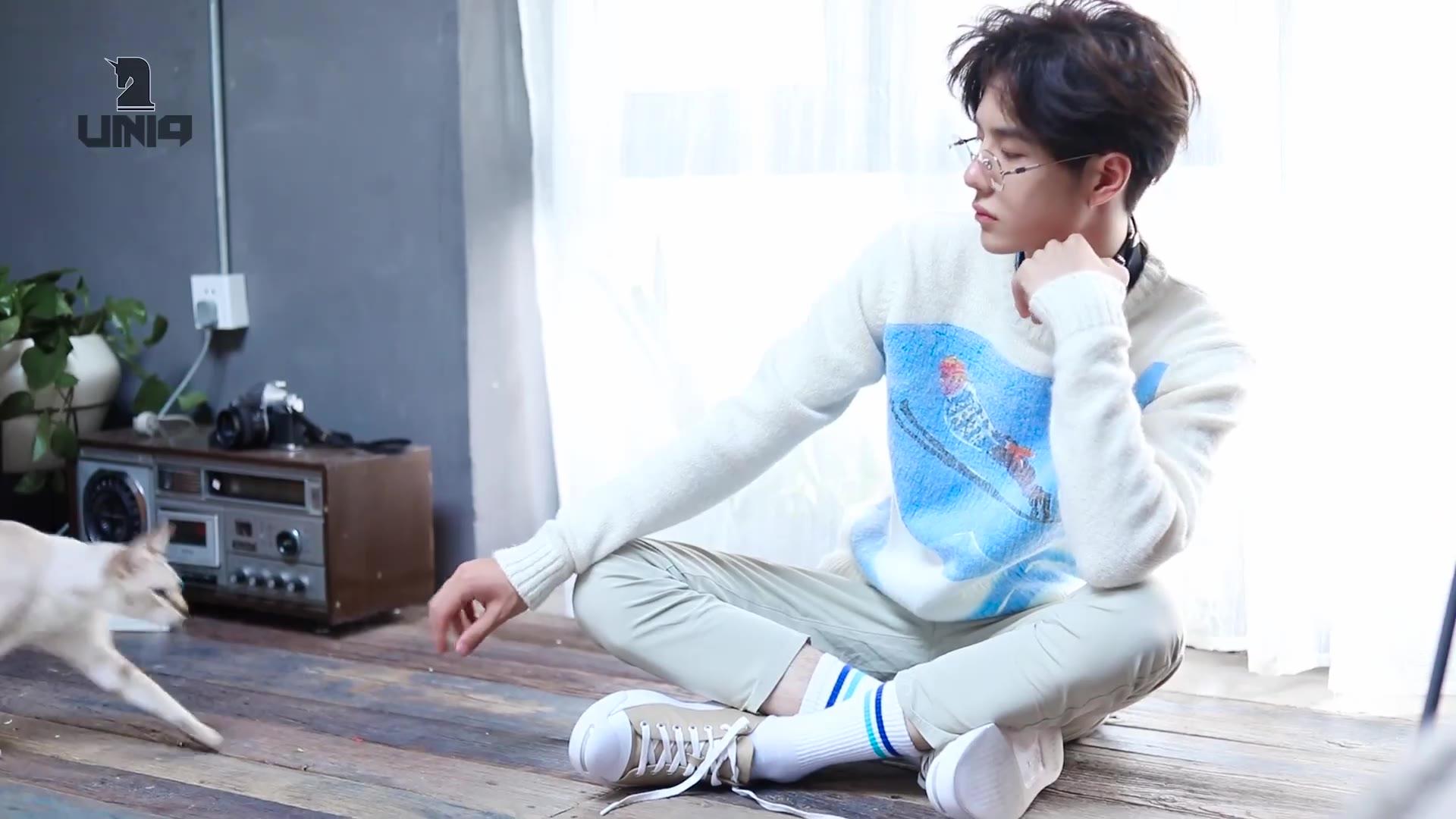 【王一博】【杂志花絮】UNIQ FASHION(持续更新 去片头)