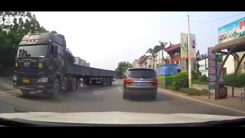 中国交通事故合集——EP53