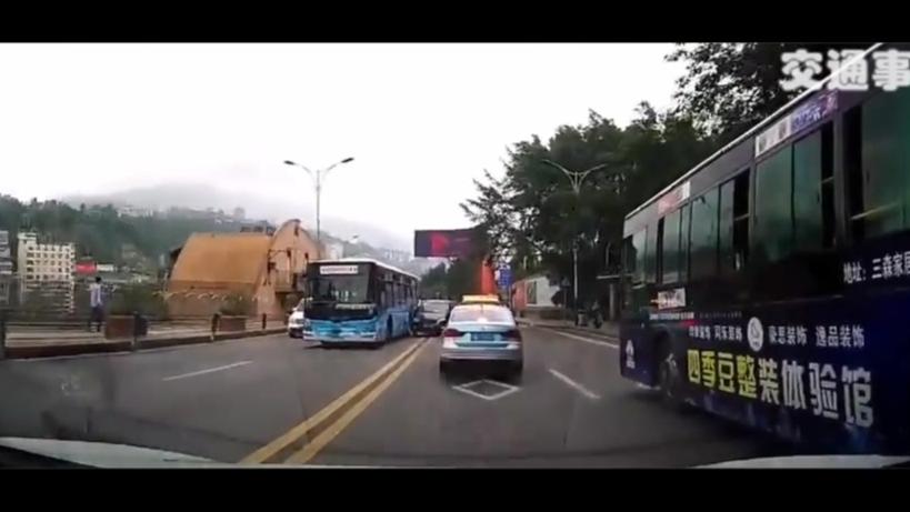 中国交通事故合集——EP58