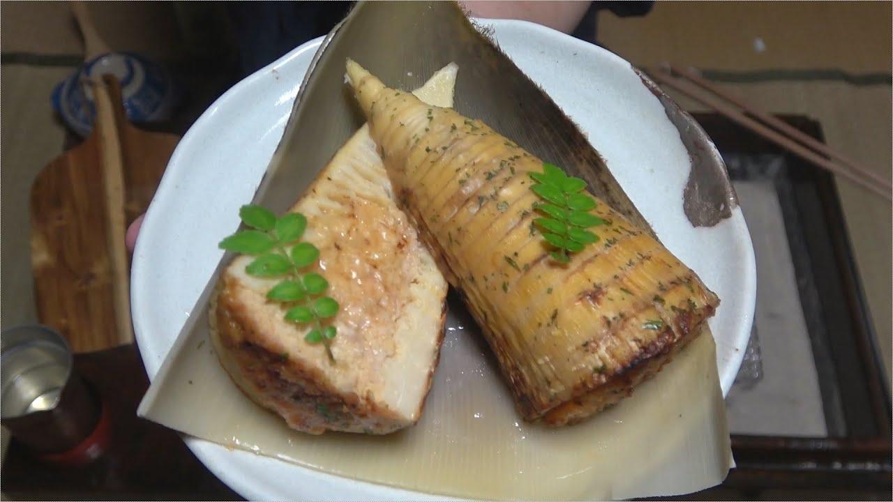 吃竹笋的最高境界,还是日本人会吃!