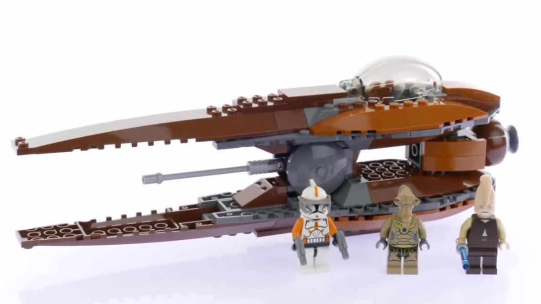 乐高 星球大战 7959 吉奥诺西斯战斗机