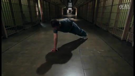 囚徒健身俯卧撑十式