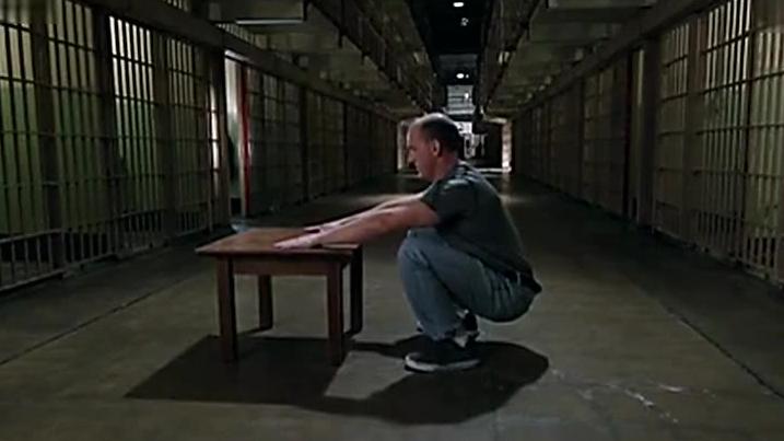 囚徒健身 深蹲十式
