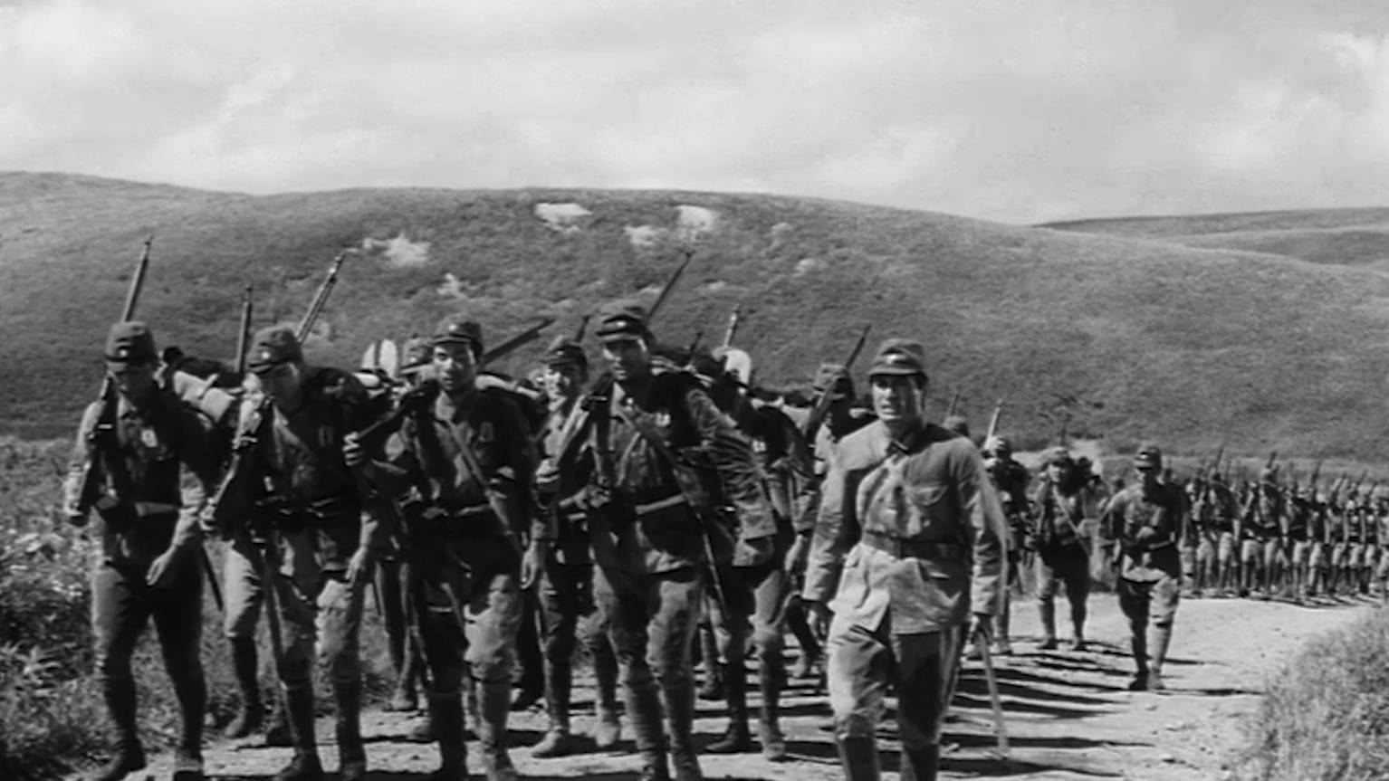 日本1959年拍的反战巨作,让你看到战争背后的残酷真相